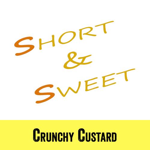 Crunchy Custard