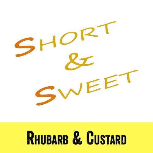 Rhubarb & Custard