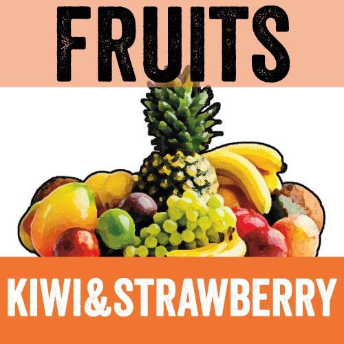 Kiwi & Strawberry