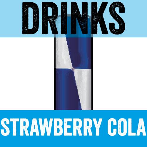 Strawberry Cola