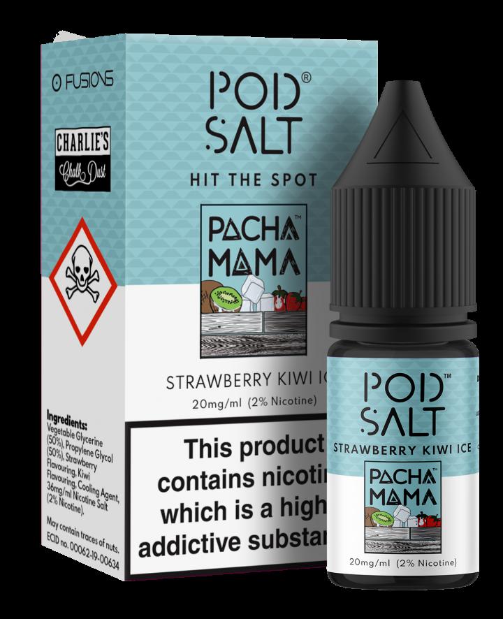 Pod Salt Strawberry Kiwi